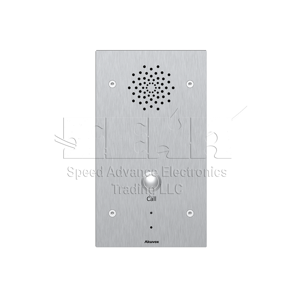 Akuvox E21A IP Emergency Intercom