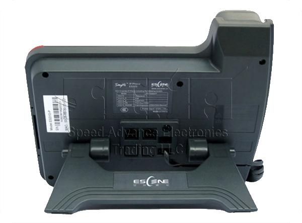 ES320-N IP Phone - Escene ES320-N Back view